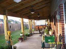 patio page