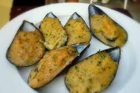 cuisiner moule recette de moules farcies ail fines herbes beurre chapelure