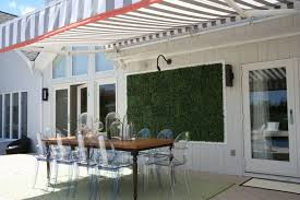 Retractable Waterproof Awnings Choosing A Retractable Awning U0027covering U0027 All The Options