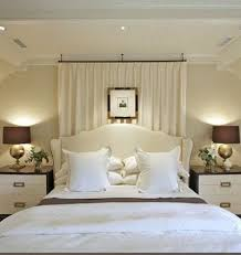curtain over bed inspiring draping curtains over bed inspiration with best 25