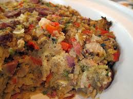 Southern Stuffing Recipes For Thanksgiving Andouille Sausage And Cornbread Dressing Recipe Popsugar Food