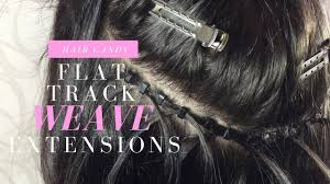 hair candy extensions flat track weave explained hair candy extensions