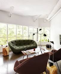 amazing living room daybed 2 iconic modern sofas that bring