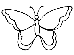 butterfly templates butterfly template item 5 vector magz