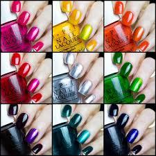 41 best nail art opi color paints images on pinterest color