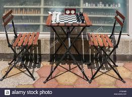 rotterdam netherlands u2013 may 26 2016 decorative chess set on the