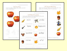 All Kids Crafts - fall crafts for kids all kids network