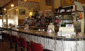 retro coffee store interior design inspirations qisiq pictures