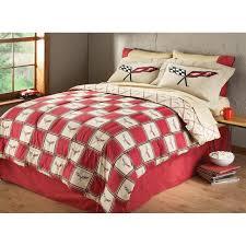 Damask Print Comforter Corvette C6 Evolution Complete Bed Set 166214 Comforters At