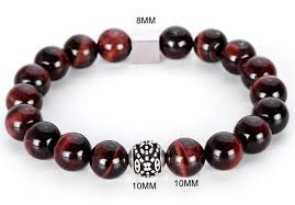 red stone bracelet images Red semi precious stone bracelet enchanting buddha jpg
