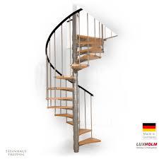 luxholm treppen preise wendeltreppe luxholm saturn mit holzstufen ø 120 cm steinhaus
