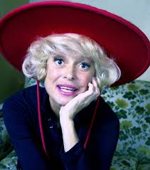 Best Hair Color To Hide Gray Carol Channing Wikipedia