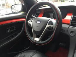 2010 Ford Taurus Interior Custom Painted Interior Taurus Car Club Of America Ford Taurus