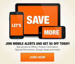 home depot black friday promo 11 mobile marketing examples all retailers should mimic