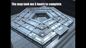 Pentagon Map Halo Reach The Pentagon Youtube