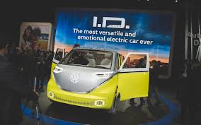 concept bus 2017 naias the volkswagen i d buzz is yet another bus concept