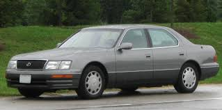 lexus ls400 v8 for sale 1996 lexus ls 400 information and photos zombiedrive