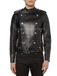 motorcycle suit mens men leather spring special moto jacket double breasted men