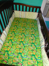 Full Size Ninja Turtle Comforter This Item Is For The 3 Tmnt Decals Shown In The Picture You My