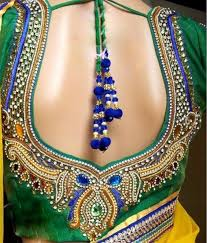 wedding blouses tips to stitch the designer wedding blouse the wedding ragas