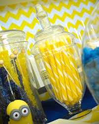 minions party supplies despicable me minion themed birthday party cake decor ideas