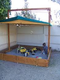 Build A Sandpit In Your Backyard 273 Best Kid U0027s Sand Dirt Gravel Areas Images On Pinterest