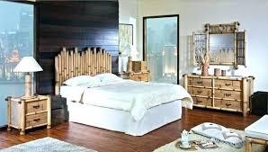 bamboo bedroom furniture tropical bedroom set empiricos club
