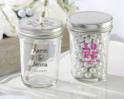 jar wedding personalized printed glass jar wedding jar favors