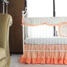 White Ruffle Crib Bedding Baby Crib Bedding And Boutique