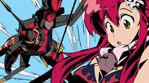gurren lagann download tengen toppa gurren lagann wallpaper gallery