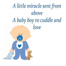 baby shower poems baby boy poems for baby shower