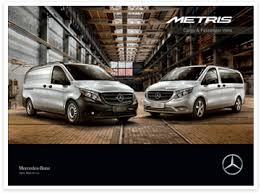 mercedes commercial trucks mercedes vans sprinter and metris commercial vehicles