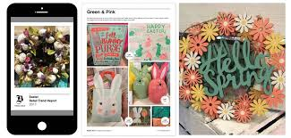 easter 2017 trends easter 2017 retail report trend bible