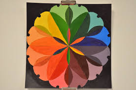 color wheel mrs bailey u0027s art room