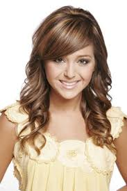 how to get loose curls medium length layers medium length wavy hairstyles with bangs and layers new hairstyles