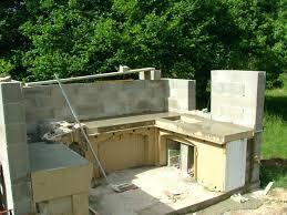 construire sa cuisine d été construire une cuisine d ete mezzanine construire cuisine dete