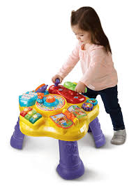 baby standing table toy vtech magic star learning table amazon ca toys games