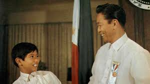 biography of ferdinand marcos bongbong marcos son of a philippine tyrant born lucky this week