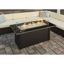 Diy Firepit Table Monte Carlo Gas Pit Table Mcr 1242 Blk K