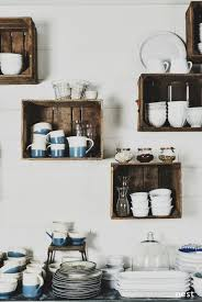 kitchen wall storage ideas remodeling 101 the eat in kitchen kitchen shelves crates and