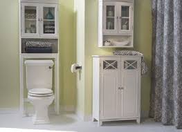 collection in small bathroom storage cabinet and small bathroom