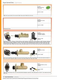 oe new products brake u0026 clutch cylinders page 104 sparex parts