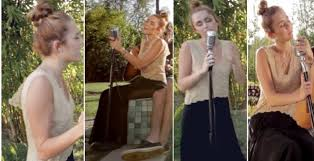 Miley Cyrus Backyard Sessions Download Dress Backyard Session Beige Country Country Style Swing