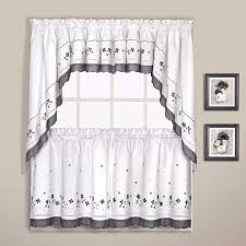 16 best sheer kitchen curtains images on pinterest kitchen