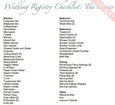 best place for bridal registry 26 best wedding registry checklists images on wedding