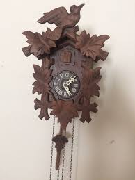 regula black forest cuckoo clock made in west germany g m 1884288