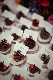 Pine Cone Wedding Table Decorations 39 Natural And Simple Pinecone Wedding Ideas Weddingomania