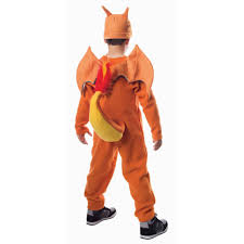 halloween costume kids pokemon charizard child costume s walmart com