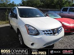 nissan rogue select 2014 used nissan juke vehicles for sale for hammond to new orleans