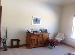 wall color for master bedroom with light honey oak wood trim